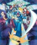 Carátula de Megaman X8 para PC