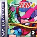 Carátula de Megaman Zero 4