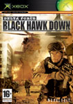 Carátula de Delta Force: Black Hawk Down para Xbox