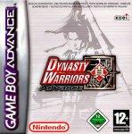 Car�tula de Dynasty Warriors Advance