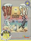 Carátula de Spy Vs Spy II: The Island Caper para Commodore 64