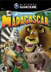 Carátula de Madagascar para GameCube