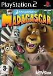 Carátula de Madagascar para PlayStation 2