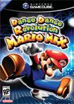 Carátula de Dancing Stage: Mario Mix para GameCube