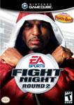 Car�tula de Fight Night Round 2 para GameCube