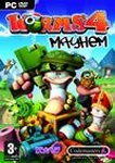 Carátula de Worms 4: Mayhem para PC