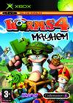 Carátula de Worms 4: Mayhem para Xbox
