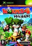 Carátula de Worms 4: Mayhem para Xbox
