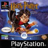 Carátula de Harry Potter y la Piedra Filosofal