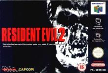 Carátula de Resident Evil 2 para Nintendo 64