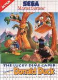 Carátula o portada No definida del juego Lucky Dime Caper Starring Donald Duck para Master System