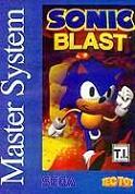 Carátula de Sonic Blast para Master System