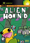 Car�tula de Alien Hominid para Xbox