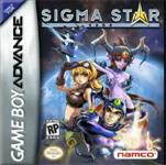Carátula de Sigma Star Saga