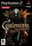 Carátula de Castlevania: Curse of Darkness para PlayStation 2