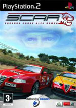 Carátula de Squadra Corse Alfa Romeo para PlayStation 2
