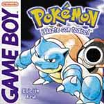 Carátula de Pokémon Azul para Game Boy
