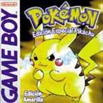Carátula de Pokémon Amarillo: Edición Especial Pikachu