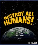 Carátula de Destroy All Humans! para Móviles