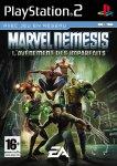 Carátula de Marvel Nemesis: La Rebelión de los Imperfectos para PlayStation 2