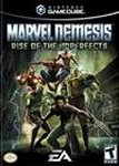 Carátula de Marvel Nemesis: La rebelión de los imperfectos para GameCube