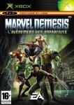 Car�tula de Marvel Nemesis: La rebeli�n de los imperfectos para Xbox