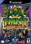 Carátula de TMNT Mutant Melee para GameCube
