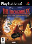 Carátula de The Incredibles 2: Rise of the Underminer para PlayStation 2
