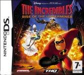Carátula de Los Increibles: La Amenaza del Socavador para Nintendo DS
