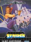 Carátula de Strider para Mega Drive