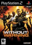 Car�tula de Without Warning para PlayStation 2