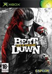 Car�tula de Beat Down: Fist of Vengeance para Xbox