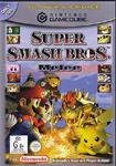 Carátula de Super Smash Bros. Melee
