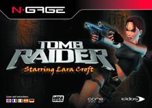 Carátula de Tomb Raider: Starring Lara Croft