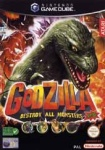 Carátula de Godzilla: Destroy All Monsters Melee para GameCube
