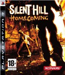 Carátula de Silent Hill: Homecoming para PlayStation 3