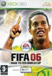 Carátula de Camino a la Copa del Mundo 2006 para Xbox 360