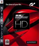 Carátula de Gran Turismo HD