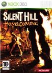 Carátula o portada Europea del juego Silent Hill: Homecoming para Xbox 360