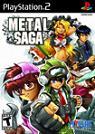 Carátula de Metal Saga: Sajin no Kusari para PlayStation 2