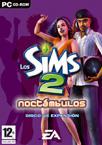 Carátula de Los Sims 2: Noctámbulos para PC