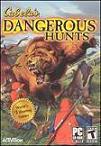 Carátula de Cabela's Dangerous Hunts