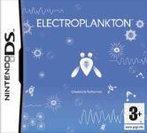 Carátula de Electroplankton para Nintendo DS