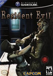 Carátula o portada EEUU del juego Resident Evil para GameCube