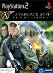 Carátula de Stargate SG-1: The Alliance para PlayStation 2