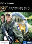 Carátula de Stargate SG-1: The Alliance para PC