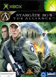 Carátula de Stargate SG-1: The Alliance para Xbox