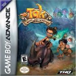 Carátula de Tak 3: The Great Juju Challenge para Game Boy Advance