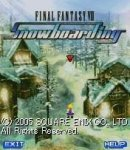 Car�tula de Final Fantasy VII: Snowboarding