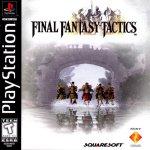 Carátula de Final Fantasy Tactics para PSOne